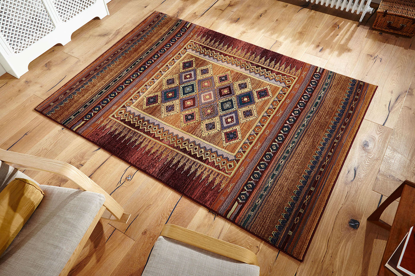 Traditional Ravishing Rugs Seymour Dugan