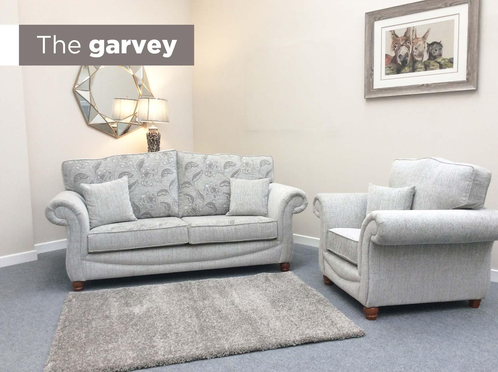 GAR8  Garvey Sofa Range  Living Room Furniture  furniture