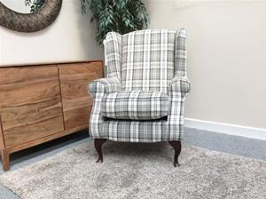 Dyndrod01 Fabric Armchairs Arm Chairs Furniture